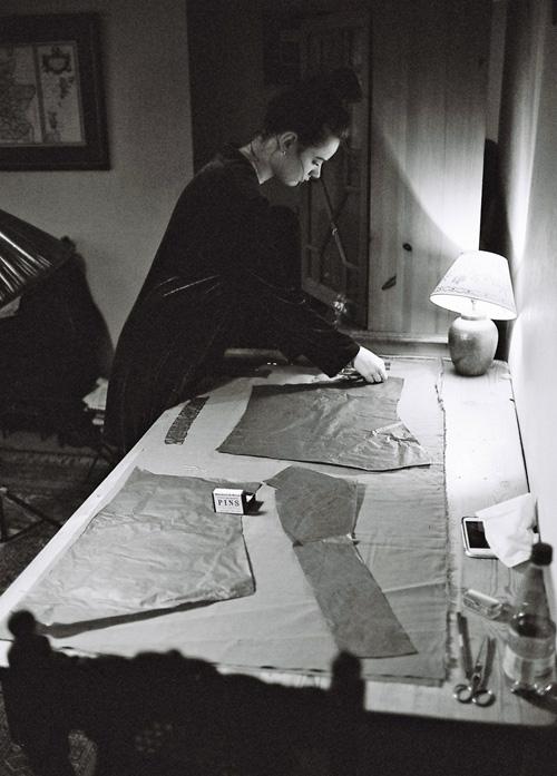 Rhona Sewing